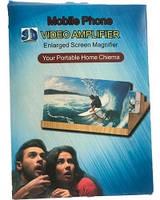 Проектор 3D увеличитель экрана  для смартфона mobile phone video amplifier