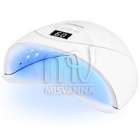 УФ лампа UV+LED SUN 8 PS на 54 Вт для сушки геля и гель-лака