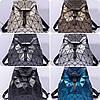 Стильный женский рюкзак с клапаном геометрический Бао Бао Алмаз, Bao Bao Issey Miyake 3008, фото 2