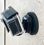 Магнітне кріплення Primo MK-01/9 для екшн камер GoPRo, Xiaomi, SJCAM, Eken, Geekam, фото 2