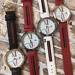 Женские наручные часы  Gucci (реплика) черные, фото 7