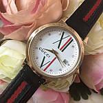 Женские наручные часы  Gucci (реплика) черные, фото 2