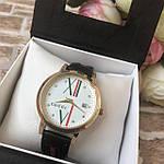 Женские наручные часы  Gucci (реплика) черные, фото 3