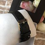 Женские наручные часы  Gucci (реплика) черные, фото 5