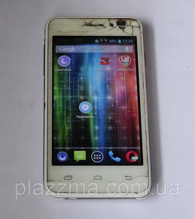Prestigio MultiPhone 5400 Duo White на запчасти