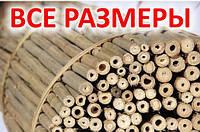 Бамбуковые стволы 60 см 6/8мм