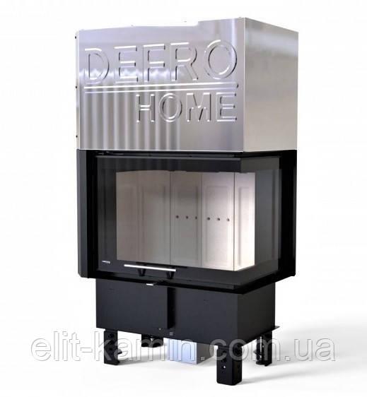 Угловая каминная топка Defro Home Intra SM BP G (10kw)