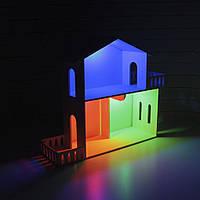 Кукольный Домик Topovik с подсветкой 005T
