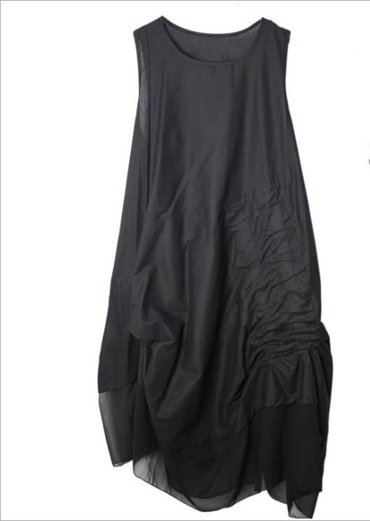 Женское Платье SS19 Black Черное