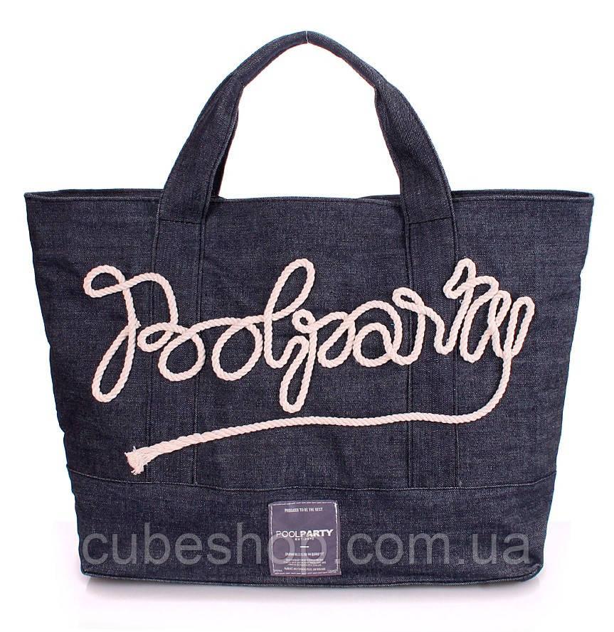 Джинсовая сумка Poolparty Sailor Jeans