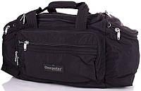 Дорожная спортивная сумка Onepolar WB810-black, 60 л