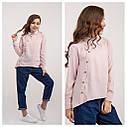 Блуза модная для девочек Milana TM BrilliAnt Размер 140, фото 4