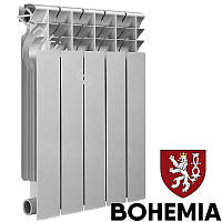 Радиатор биметаллический  BOHEMIA B96 500/96(1секция) Чехия