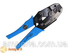 Инструмент e.tool.crimp.ly.03.c.0,5.6 для обжимки изолированных наконечников 0,5-6,0 кв.мм