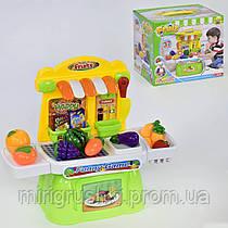 """Игровой набор """"Магазин овощей"""" 36778-101 (69470) в коробке"""