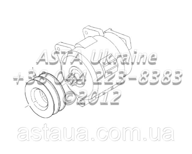 Шкивы, двигатель 1104C-44Т, RG38101 Г1-15-3