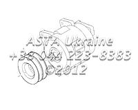 Шкивы, двигатель 1104C-44Т, RG38101 Г1-15-3, фото 1
