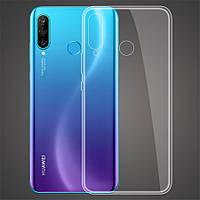 Ультратонкий 0,3 мм чехол для Huawei P20 Lite 2019 прозрачный