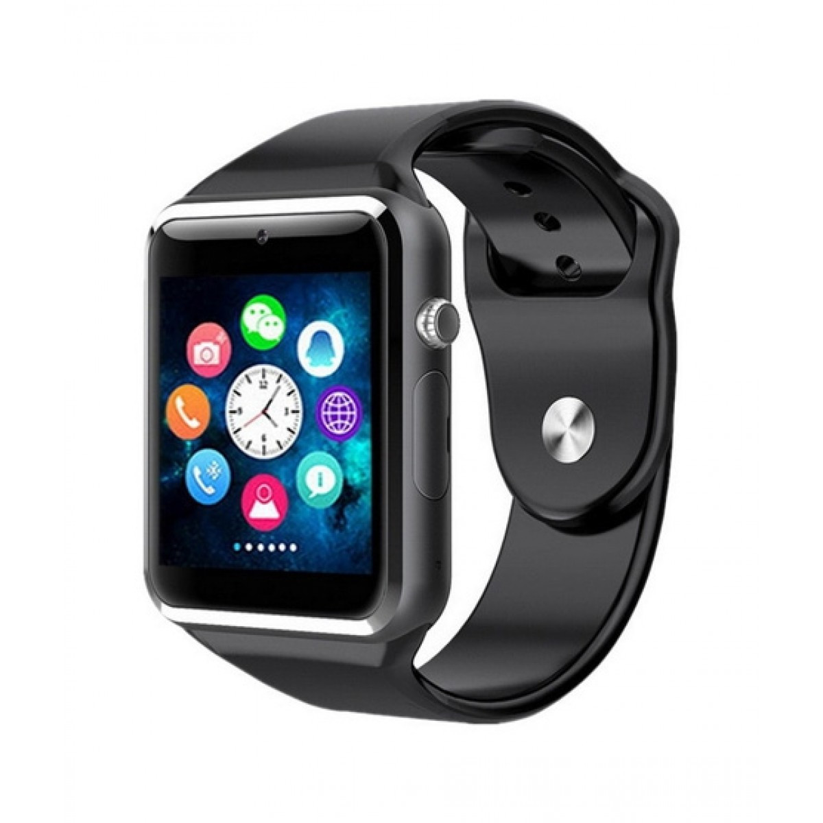 Умные часы Smart Watch A1 Black