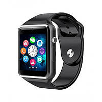 Умные часы Smart Watch A1 Black, фото 1