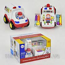 Развивающая игрушка Скорая помощь 836 (02639) в коробке
