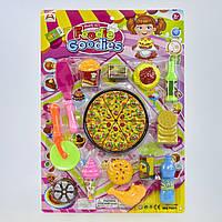 """Игровой набор """"Пиццерия"""" 7607-7 (72146) на листе"""