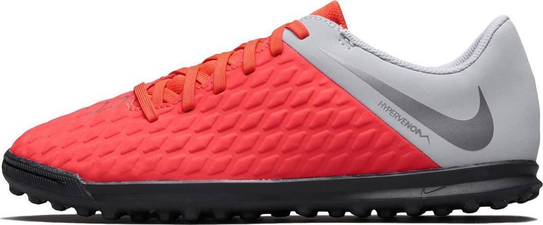 Сороконожки детские Nike Hypervenom 3 Club TF (AJ3790 600) - Оригинал