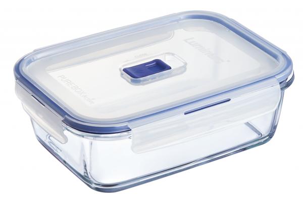 Pure Box Active Емкость для пищи прямоугольная 1220 мл Luminarc P3548