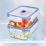 Pure Box Active Емкость для пищи прямоугольная 1220 мл Luminarc P3548, фото 4