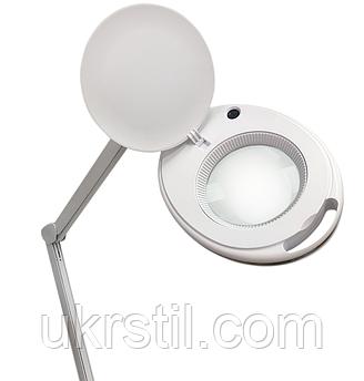 """Лампа-лупа 6027К-Н LED, """"Холодный свет"""", 12W"""