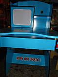 Парта детская+стул W055 A, растишка-трансформер. киев, фото 10