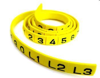 Печать маркировки для проводов под заказ