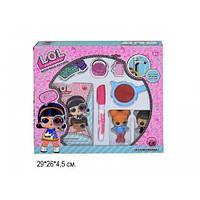 Набор с куклой L.O.L 588-12 (72664) Кукла в шаре Набор для рисования