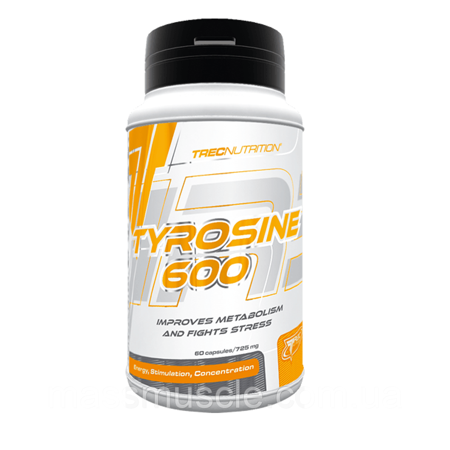 Аминокислота Trec Nutrition Tyrosine 600 60caps