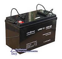 Акумуляторна батарея LogicPower LPM 12–100 AH, фото 1
