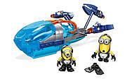 Подводная лодка миньонов Mega Construx Despicable Me Buildable Vehicle