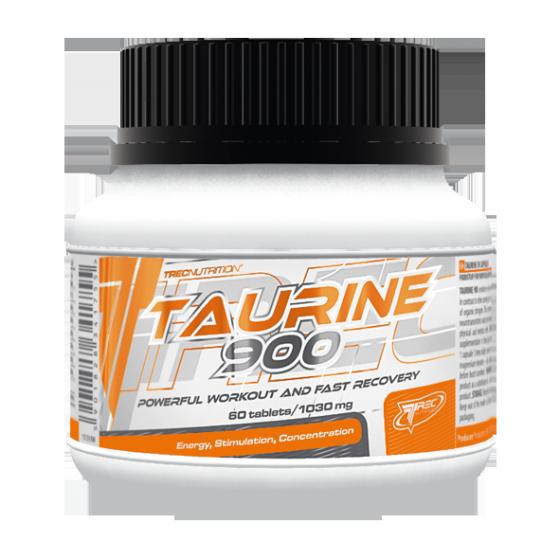 Аминокислота Trec Nutrition Taurine 900 60caps