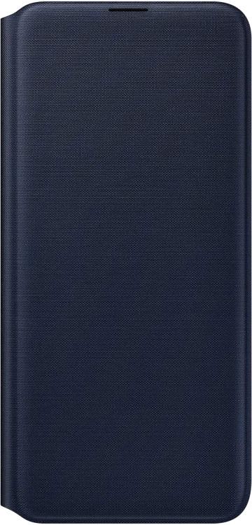 Чехол-книжка Flip Wallet для Samsung Galaxy A20 SM-A205F Black (EF-WA205PBEGRU)
