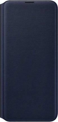 Чехол-книжка Flip Wallet для Samsung Galaxy A20 SM-A205F Black (EF-WA205PBEGRU), фото 2