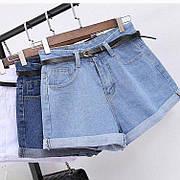 Женские джинсовые шорты Фабричный Китай