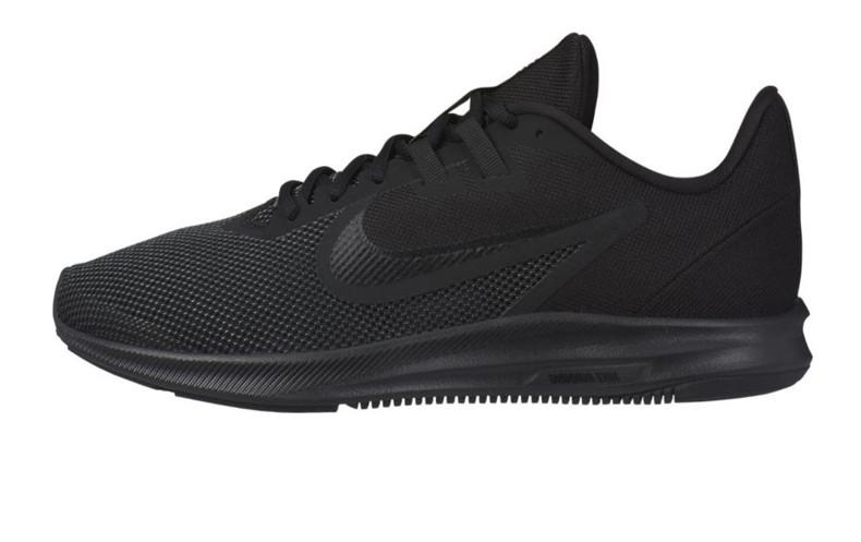 f0b4e4a9 Оригинальные Кроссовки Nike Downshifter 9 Black (ART. AQ7481 005 ...