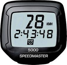 Велокомпьютер Sigma Speedmaster 5000 (LIS482)