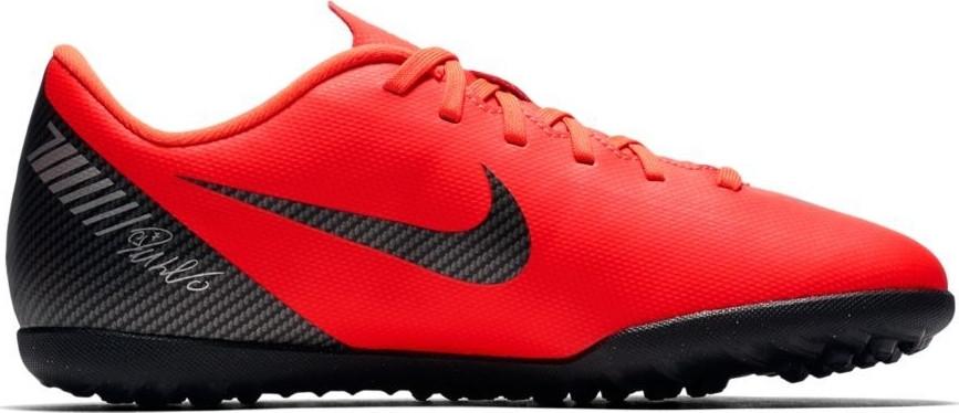 Сороконожки детские Nike Mercurial Vapor Club CR7 TF (AJ3106 600) - Оригинал