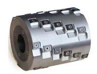 """Шейпер алюминиевый с механическим креплением твердосплавных пластин  """"VATZO"""" 90х32х98"""