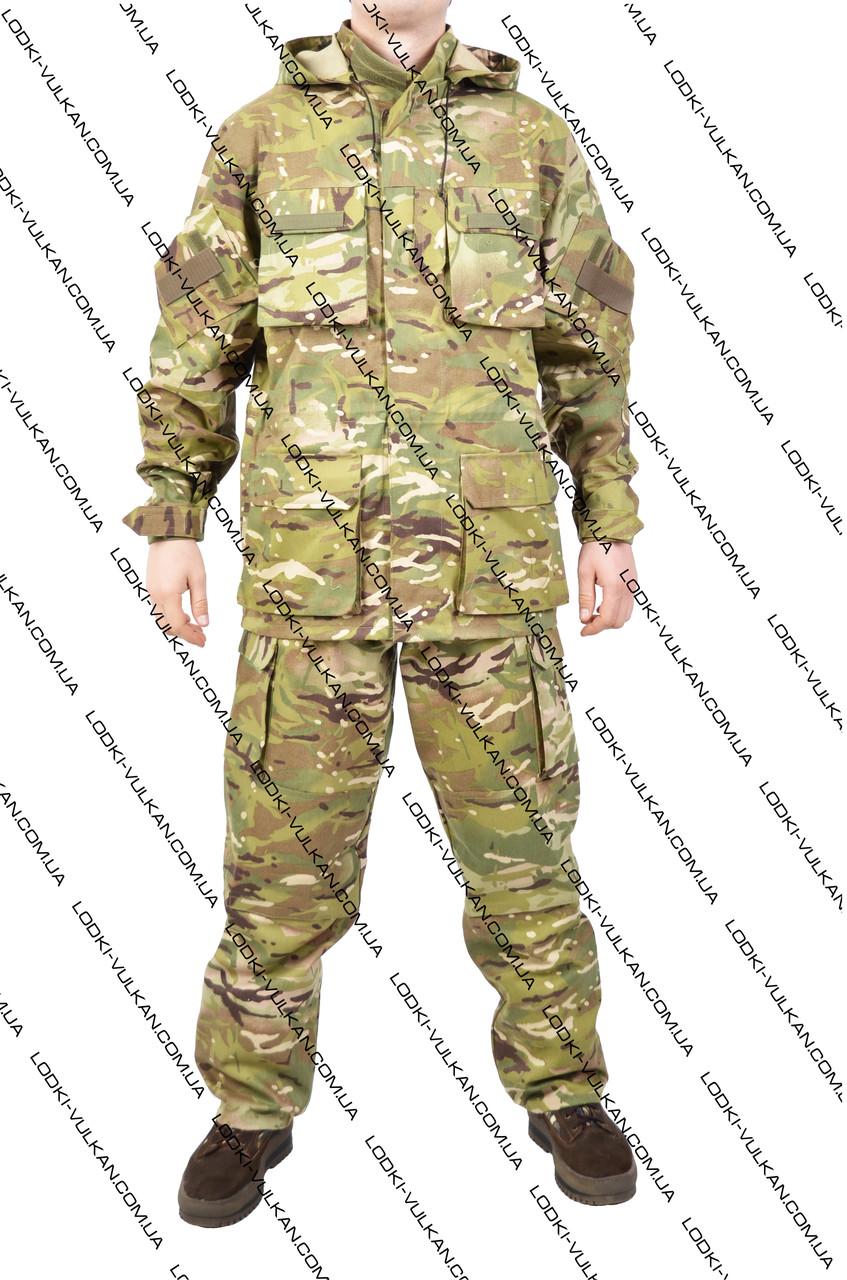Хлопковый военный костюм мультикам