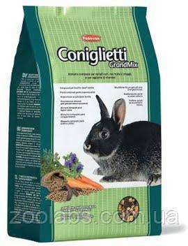Корм для кроликов Grandmix Coniglietti 3 кг, фото 2