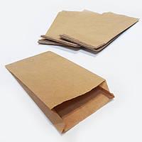 Бумажный пакет для бутербродов 110х230х40