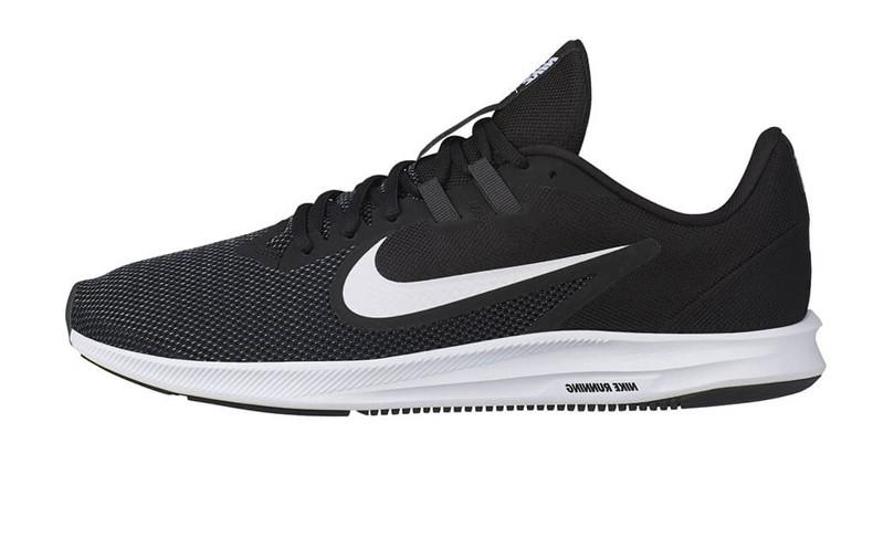 d08a75cf Оригинальные кроссовки Nike Downshifter 9 Black/White (ART. AQ7481 002) -  FREE