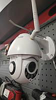 PTZ камера поворотная уличная iP WiFi для видеонаблюдения