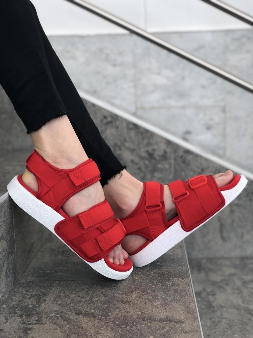 Сандали женские спортивные Adidas (сандалі жіночі). ТОП КАЧЕСТВО !!! Реплика класса люкс